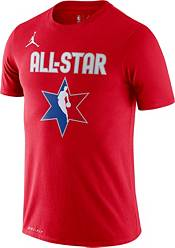 Jordan Men's 2020 NBA All-Star Game Anthony Davis Dri-FIT Red T-Shirt product image