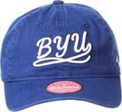 Zephyr Men's BYU Cougars Blue Loise Adjustable Hat product image