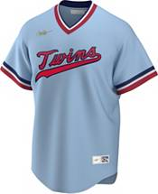 Nike Men's Minnesota Twins Harmon Killebrew #3 Blue Cooperstown V-Neck Pullover Jersey product image