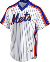 Nike Men's New York Mets Mike Piazza #31 White Cooperstown V-Neck Pullover Jersey product image