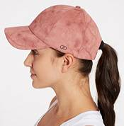 CALIA by Carrie Underwood Women's Tonal Print Faux Suede Hat product image