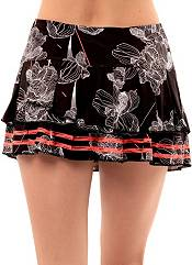 Lucky In Love Women's Bonjour Pleat Tier Tennis Skirt product image