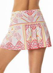 Lucky In Love Women's Good Vibes Pocket Tennis Skort product image