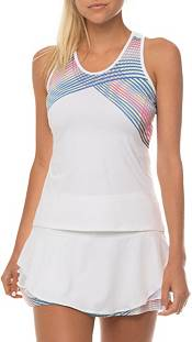 Lucky In Love Women's Count On Me Pleated Tennis Skirt product image