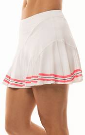 Lucky In Love Women's Long Amour Flounce Tennis Skirt product image