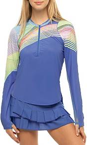 Lucky In Love Women's Stitch Down Tier Tennis Skirt product image