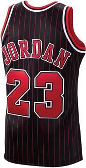 Mitchell & Ness Men's Chicago Bulls Michael Jordan #23 Authentic 1996-97 Black Jersey product image