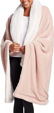 Northeast Outfitters Cozy Marled Sherpa Blanket product image