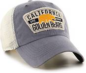 '47 Men's Cal Golden Bears Blue Crawford Clean Up Adjustable Hat product image