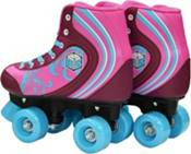 Epic Girls' Cotton Candy Quad Roller Skates product image