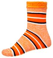 Northeast Outfitters Men's Cozy Cabin Tonal Stripes Crew Socks product image