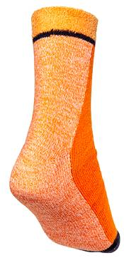 Northeast Outfitters Men's Cozy Cabin Marled Colorblock Crew Socks product image