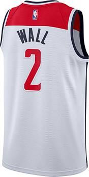 Nike Men's Washington Wizards John Wall #2 White Dri-FIT Swingman Jersey product image