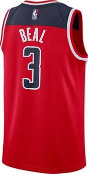 Nike Men's Washington Wizards Bradley Beal #3 Red Dri-FIT Swingman Jersey product image