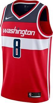 Nike Men's Washington Wizards Rui Hachimura #8 Red Dri-FIT Swingman Jersey product image