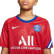 Nike Youth Paris Saint-Germain Prematch Jersey product image