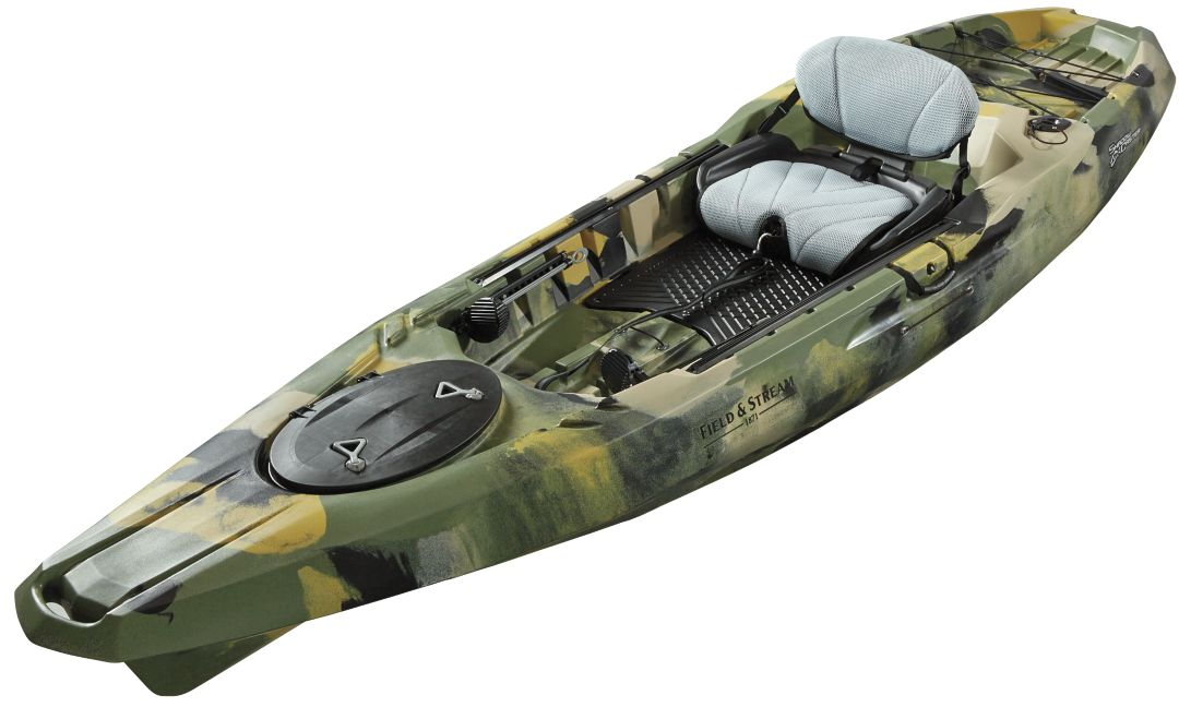 Field & Stream Shadow Caster 123 Angler Kayak