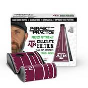 Perfect Practice Texas A&M Putting Mat product image