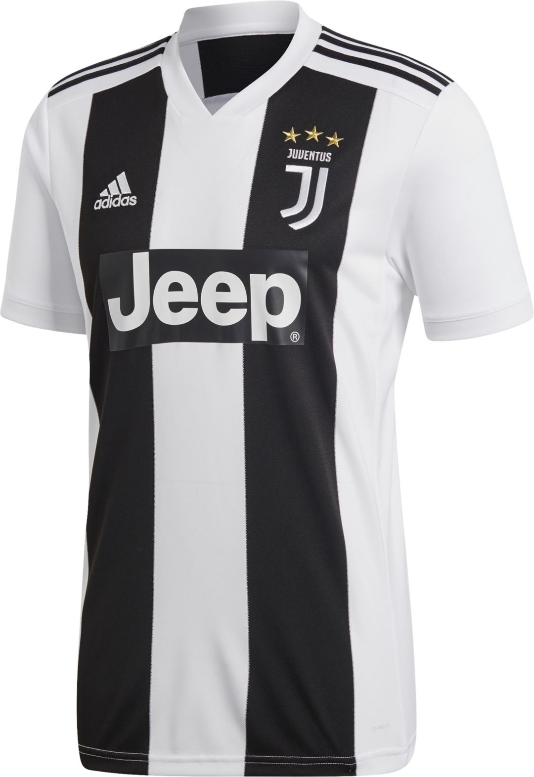 newest 7bd84 d31cd adidas Men's Juventus Cristiano Ronaldo #7 Stadium Home Replica Jersey