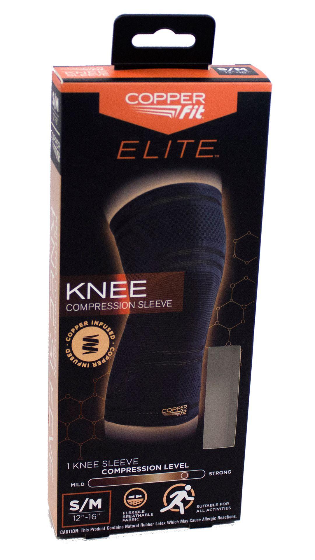 c252485936 CopperFit Elite Knee Sleeve | DICK'S Sporting Goods