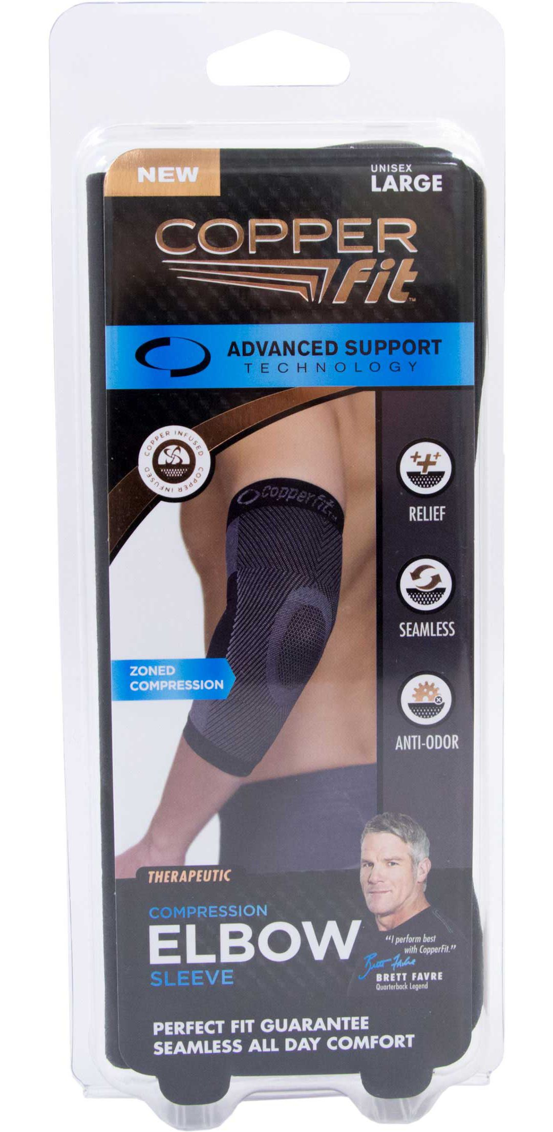 0041acc41a Copper Fit Advanced Compression Elbow Sleeve | DICK'S Sporting Goods