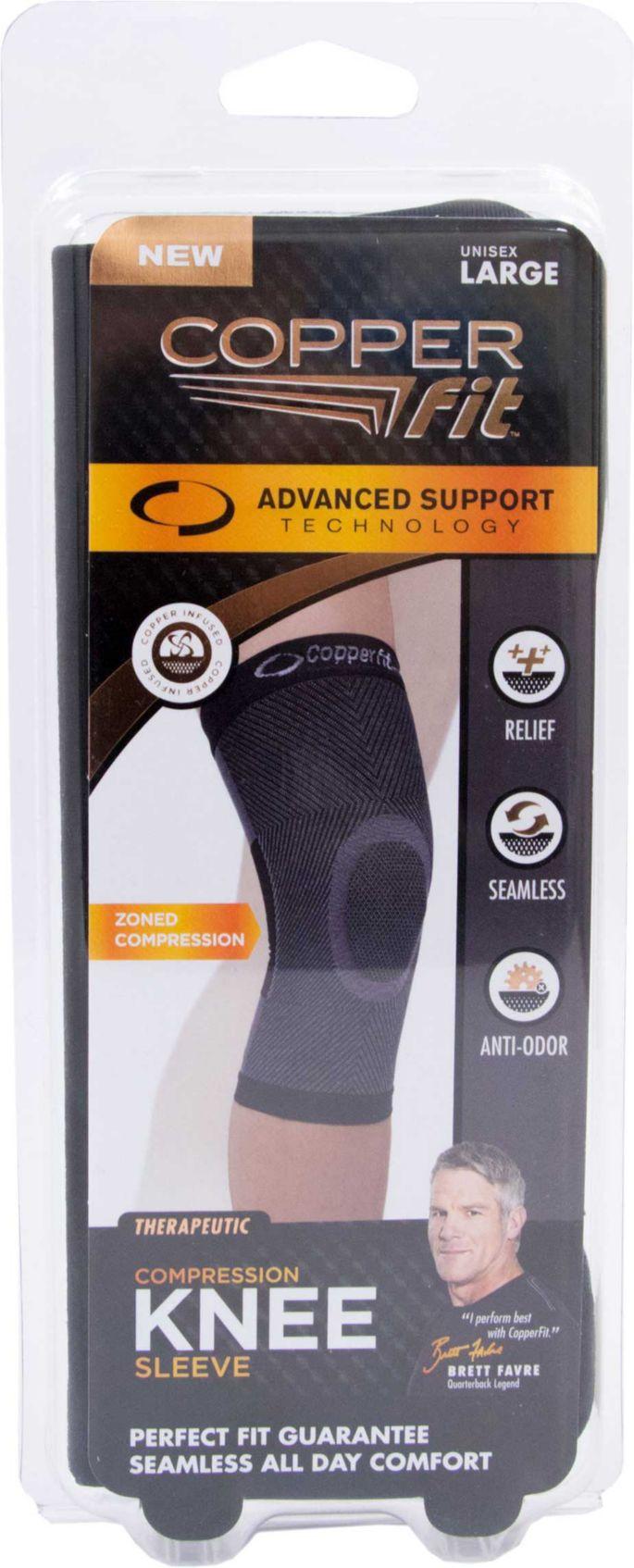 eaaa23f8e2 Copper Fit Advanced Compression Knee Sleeve | Golf Galaxy