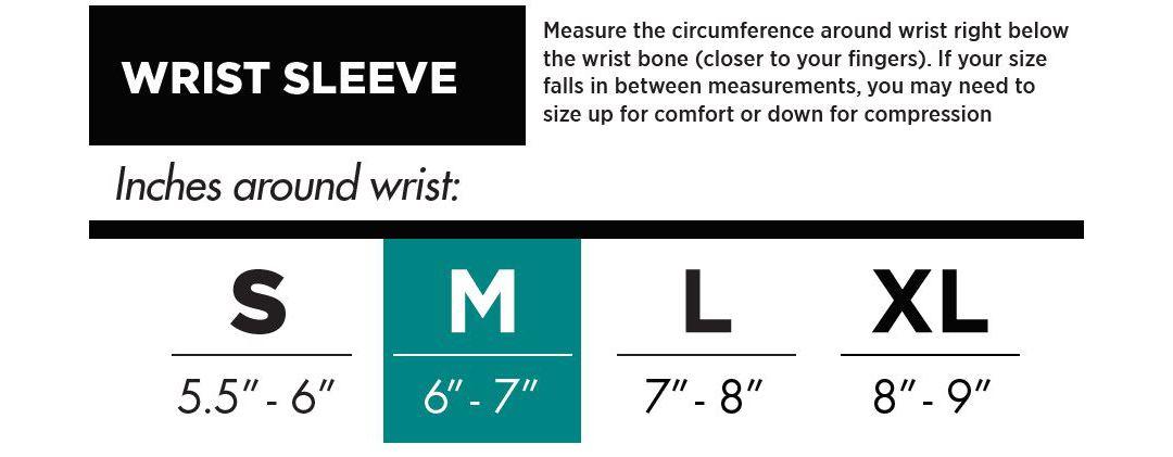fa4f68f7ec Copper Fit Advanced Compression Wrist Sleeve | DICK'S Sporting Goods