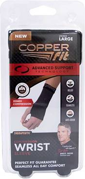 Copper Fit Advanced Compression Wrist Sleeve product image