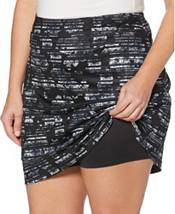 """Callaway Women's 18"""" Stained Glass Floral Golf Skort - Extended Sizes product image"""