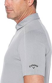 Callaway Men's Swing Tech Two Color Jacquard Golf Polo product image