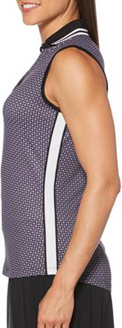 Callaway Women's Mini Foulard Sleeveless Golf Polo product image