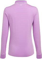 Callaway Women's Striped Long Sleeve Golf Polo product image