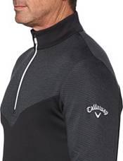 Callaway Men's Heathered Ottoman ¼ Zip Golf Pullover product image
