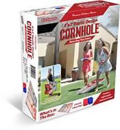 GoSports 2 x 4 Foldable Rustic Cornhole Set product image