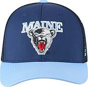 Top of the World Men's Maine Black Bears Blue Chatter 1Fit Fitted Hat product image