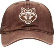 Top of the World Men's Arkansas State Red Wolves Brown Chips Two-Tone Adjustable Hat product image