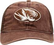 Top of the World Men's Missouri Tigers Brown Chips Two-Tone Adjustable Hat product image
