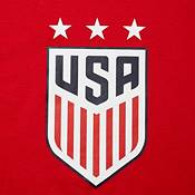 Nike Youth 2019 FIFA Women's World Cup USA Soccer Crest Red T-Shirt product image