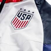 Nike Women's USA Soccer Windrunner White Full-Zip Jacket product image