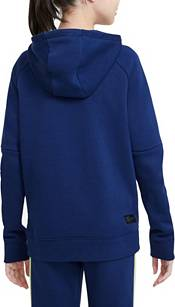 Nike Youth FC Barcelona GFA Blue Pullover Hoodie product image