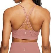 Nike Women's Swoosh Luxe Medium Support Sports Bra product image