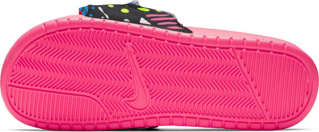 Men's Slide Nike Benassi JDI Fanny Pack