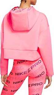 Nike Women's Pro Pullover Fleece Hoodie product image