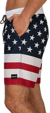 "Hurley Men's Patriot Volley 18"" Board Shorts product image"