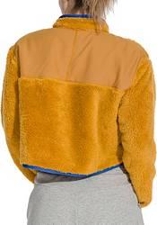 Nike Women's Sportswear ¼ Zip Fleece Crop Pullover product image