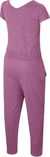 Nike Girls' Sportswear Jersey Romper product image