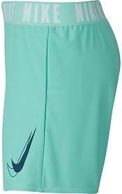 Nike Girls' Dri-FIT Graphic Training 6'' Shorts product image