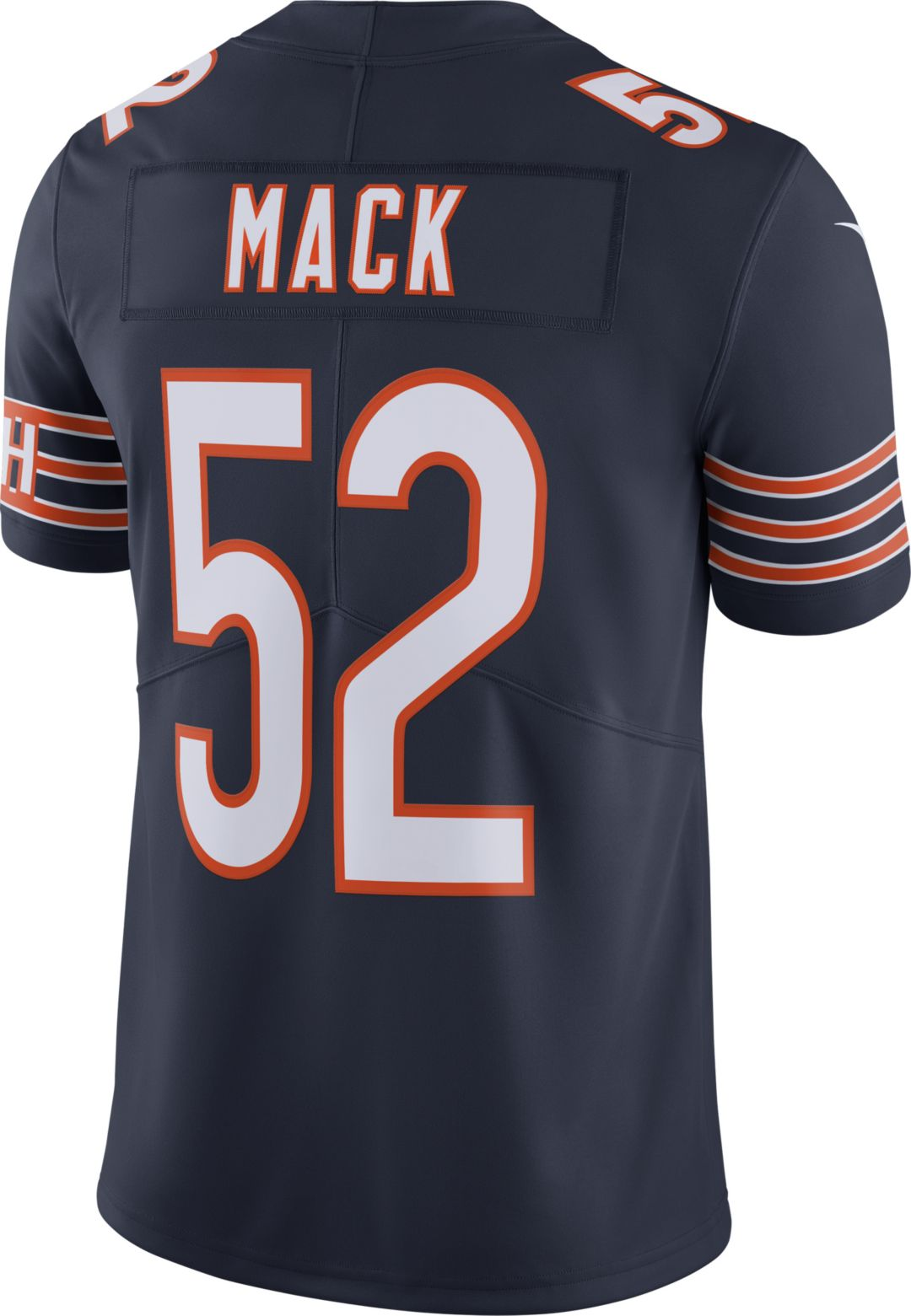 reputable site fd630 01355 Nike Men's 100th Home Limited Jersey Chicago Bears Khalil Mack #52
