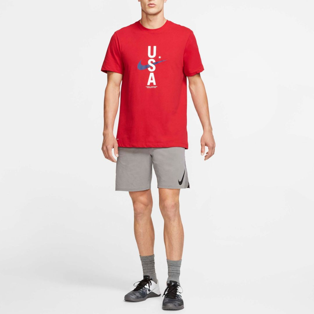 1f47bf413 Nike Men's RWB Training T-Shirt | DICK'S Sporting Goods