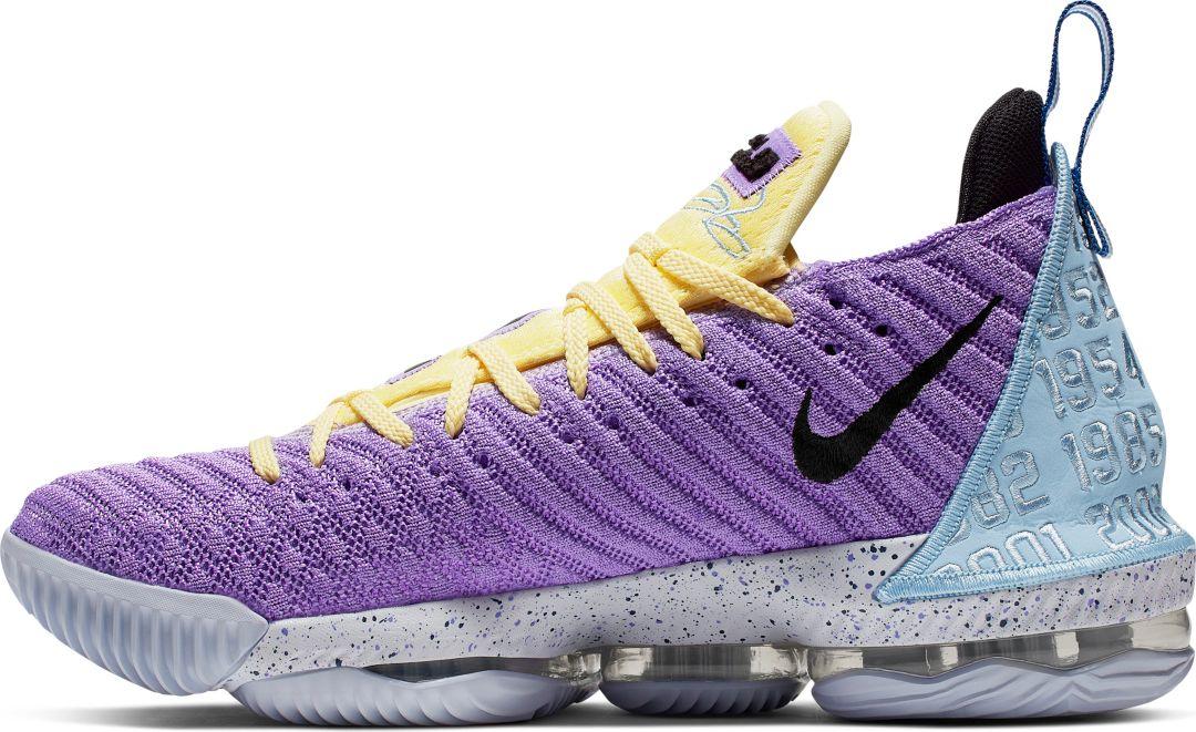 the latest e1041 5ac25 Nike Lebron 16 Basketball Shoes